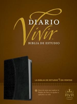 Biblia de estudio Diario vivir RVR60, DuoTono: Life Application Study Bible RVR60, TuTone