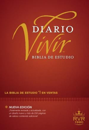 Biblia de estudio del diario vivir RVR60: Life Application Study Bible RVR60 (Tapa Dura/Hard Cover)