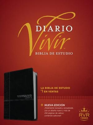 Biblia de estudio del diario vivir RVR60: Life Application Study Bible RVR60