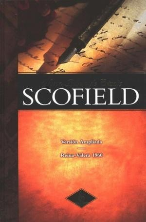 RVR 1960 New Scofield Study Bible, Printed Hardcover
